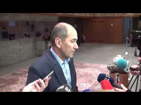 Janez Janša o volitvah v Grčiji
