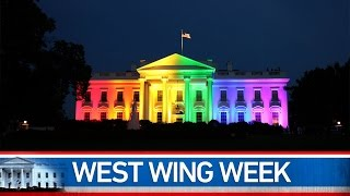 "West Wing Week: 07/03/15 or, ""Amazing Grace"""