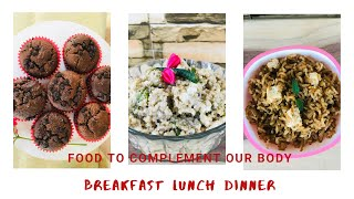 Balanced Protein Diet| | Meal plan to reduce weight | Quinoa Recipe for Diet | Brown rice recipe