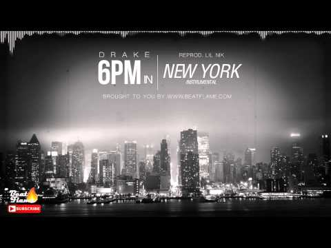 Drake - 6PM In New York Instrumental (Absolute Flame Version) Free Download