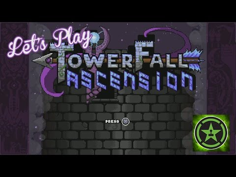Let's Play - TowerFall Ascension