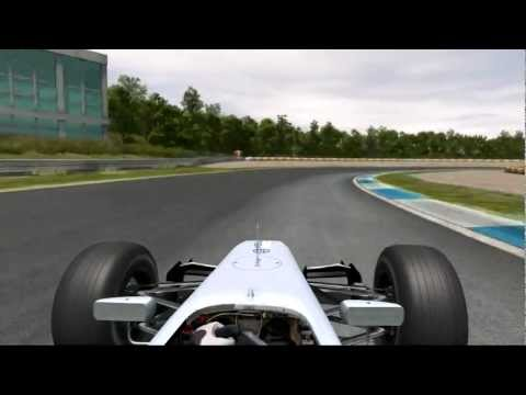 rFactor 2 Beta WSR 3.5 Estoril: From Wet to Dry