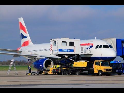 British Airways | Airbus A320 | ZAG-LHR | Club Europe
