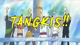 One Piece - TANGKIS !! Parody Opening ( We Are - Indonesia Version )