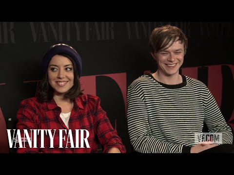 "Aubrey Plaza and Dane DeHaan on ""Life After Beth"""