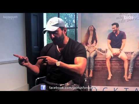 Saif Ali Khan Invites You For A 'Cocktail' Party
