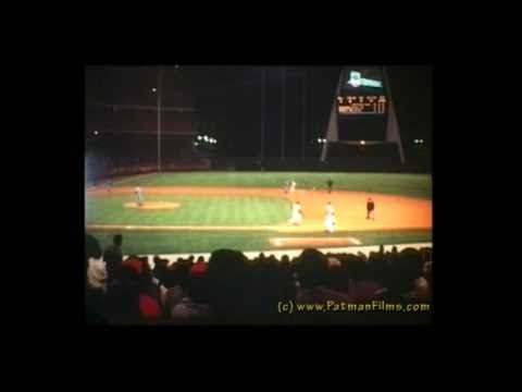 California Angels vs Milwaukee Brewers 05-14-1971 - Super 8