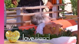 Georgia's Games Wind Everyone Up | Love Island 2018