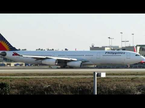 Heavy Time at LAX airport - 20 minutes of heavies landing & Take Offs at LAX