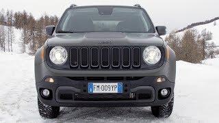 2018 Jeep Renegade - Driving, Interior & Exterior (EU Spec)