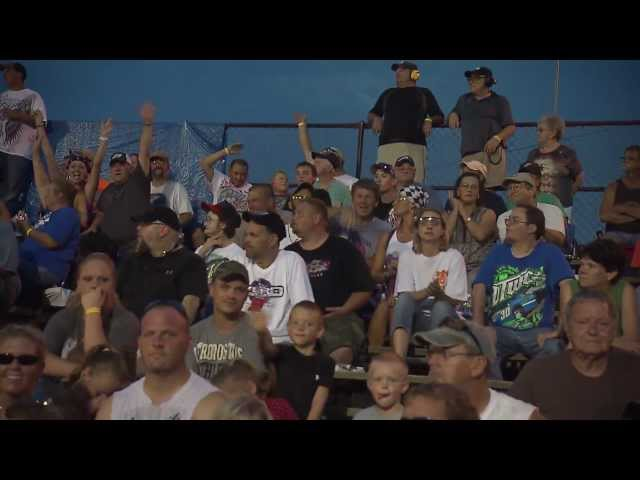 Lucas Oil Late Model Dirt Series Season HighLights Video