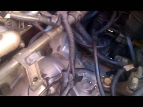 How To Change A Starter On Kia Sephia 1999 2000 2001 2002
