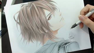 Speed Drawing - Shin (Amnesia)