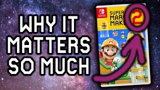 The Importance of Super Mario Maker 2