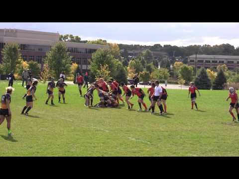2014 WPL - Amazons vs  DC Furies (9/20/14)