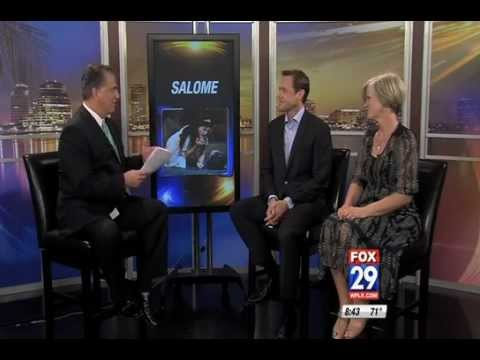 Palm Beach Opera Discusses Salome on WFLX Fox 29 Morning News