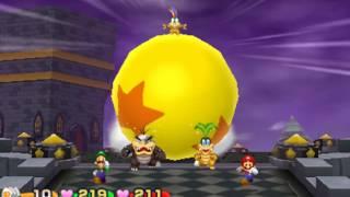 Mario & Luigi: Paper Jam Boss 17 - The Koopalings