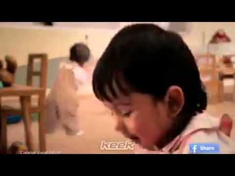 رقص اطفال ـ اعلان الكيت كات thumbnail