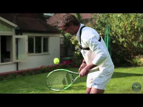 Rafael Nadal's #WIMBJUGGLEDON - Wimbledon 2014