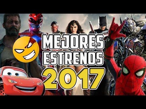 ESTRENOS más importantes del 2017 | Películas de Estreno 2017 | #Mefe