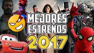 ESTRENOS más importantes del 2017   Películas de Estreno 2017   #Mefe