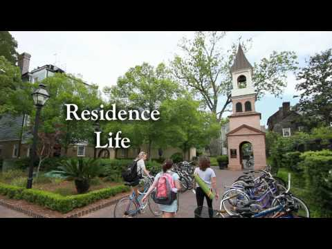 College of Charleston Facilities Tour