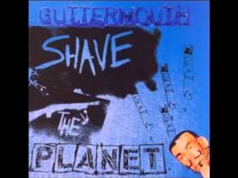 Guttermouth - Upside Down Space Cockroach