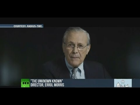Politicking: Deciphering Donald Rumsfeld