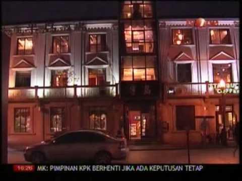 Study at Ningbo University on Indonesia TV part 3