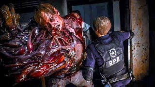 RESIDENT EVIL 2 REMAKE - NEW Story Trailer (2019) Zombie Game