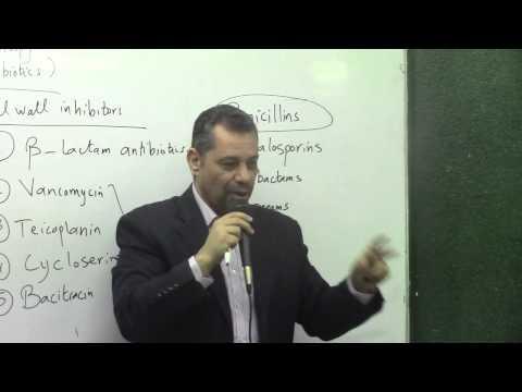 60. Dr. Ahmed Abdelrahman [Rest of Penicillins & Cephalosporins] thumbnail