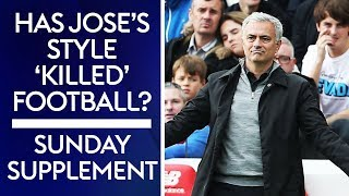 Has Jose's style 'killed' football?   Sunday Supplement   Full Show   15th October 2017