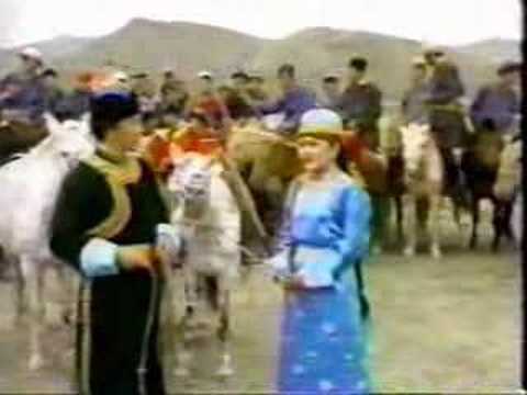 Mongol Song - Bor Torgon Hantaaz