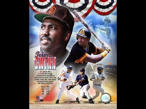 Dedicated to the Great Tony Gwynn