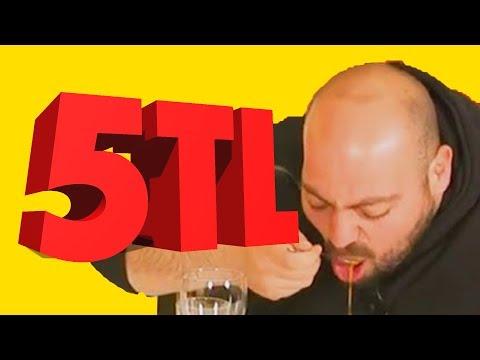 5 TL ile Fırat'ın En Beğeneceği Yemeği Kim Alacak?