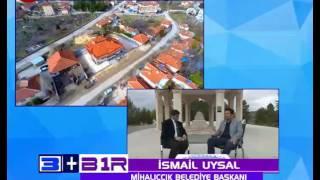 3+B1R | Mihallıççık Belediye Bşk İsmail Uysal