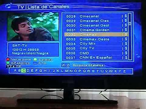 Television Satelital FTA, Television sin mensualidades, Television Satelital, SAT-TV, vegasoftweb