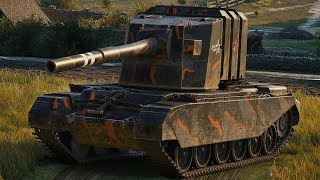 World of Tanks FV4005 Stage II - 2 Kills 13,9K Damage
