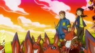 1st Ending Digimon Frontier Innocent latino full