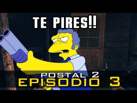 La Casa de Moe y Los Manifestantes - Postal 2 - Ep. 3