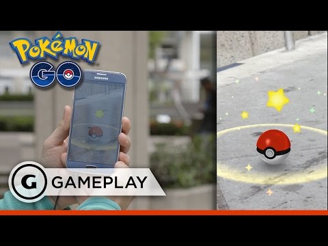 Pokemon Go - Ponyta and Rattata Loose in San Francisco