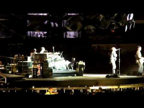 U2 Live Perth 2010 Subiaco Oval Vertigo
