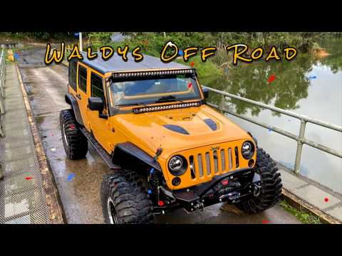 Primera Prueba Jeep JK Extreme by Waldys Off Road