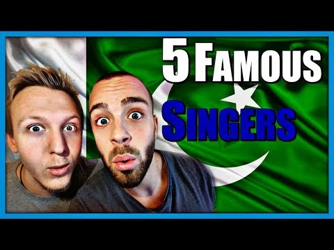 download lagu 5 Famous Pakistani Singers By Robin And Jesper gratis