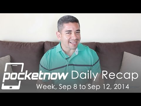 iPhone 6, Apple Watch, Android on Chrome OS comments & more - Pocketnow Daily Recap