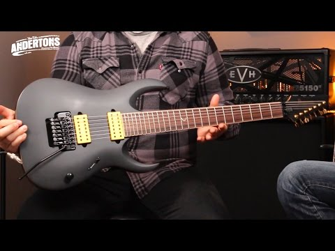 Ibanez Jake Bowen 6 & 7 String Guitar Review