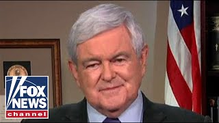 Gingrich: Trump's attacks on Mueller is a 'bad strategy'