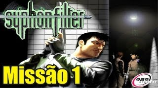 Detonado Syphon Filter 1 (PS1) - Missão 1 - Georgia Street - (Missão do Metrô)