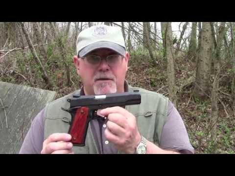 Taurus PT1911 in 38 Super.mov