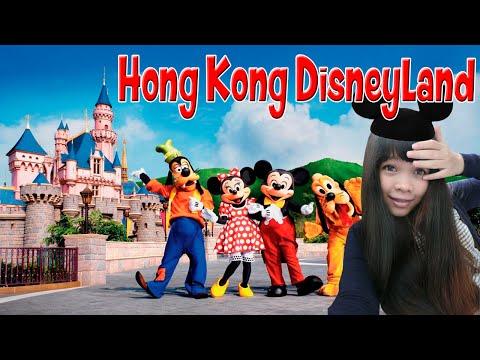 Hong Kong Disneyland สุดแสนจะอลังการมว๊ากกก